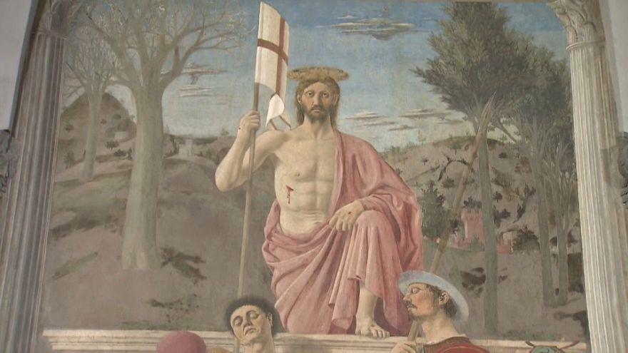 La Seduzione in Prospettiva secondo Piero della Francesca