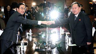 Április 27-én csúcstalálkozót tart a két Korea
