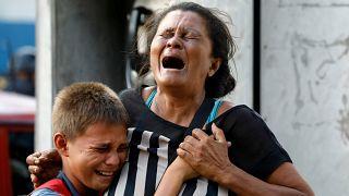 Venezuela: Cezaevi isyanı sırasında çıkan yangında en az 68 kişi öldü
