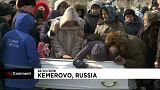 La Russie en deuil et en colère après l'incendie meurtrier de Kemerovo