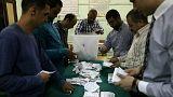 Mısır'da oy sayımı sürüyor