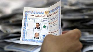 Low turnout forecast in Egypt's presidential election
