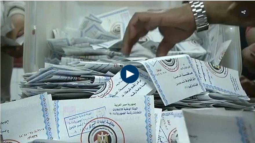 В Египте ждут предварительных итогов выборов