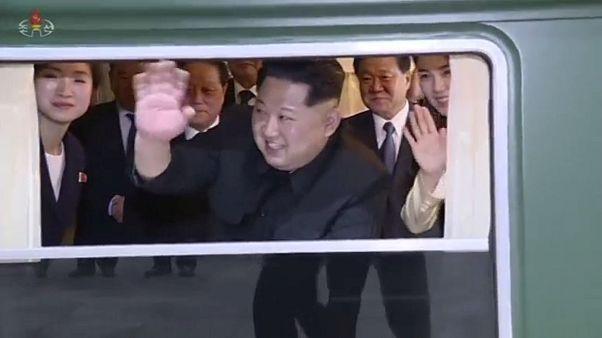 """Trump: """"Kim nagyon várja a találkozást velem"""""""