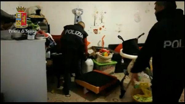 """Italian police arrest five Tunisians in """"vast anti-terror operation"""""""