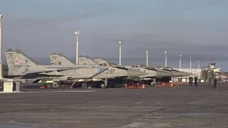Russia has confirmed military training flight via N Pole to N America