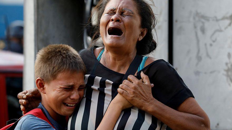Venezuela: 68 morti in un incendio in carcere