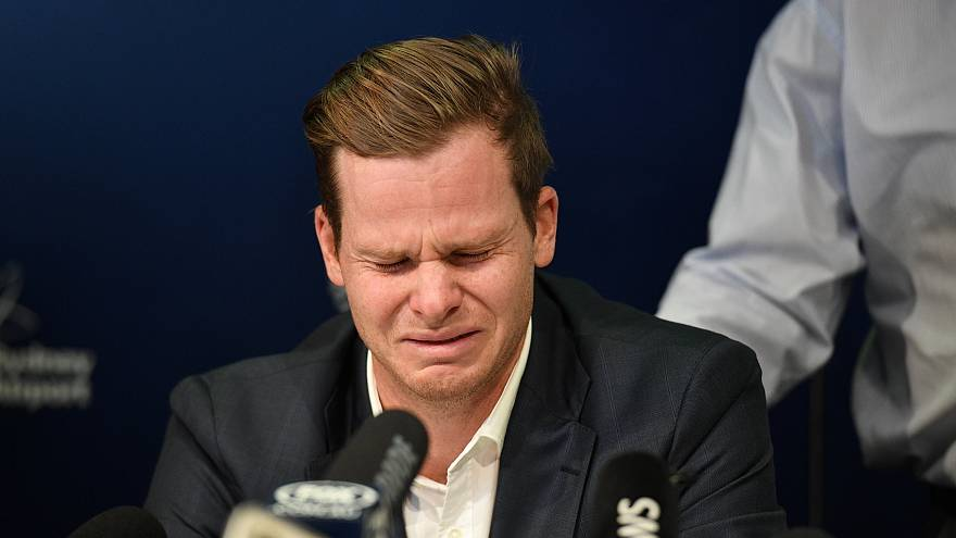 Australia cricket captain says he's to blame for cheating scandal