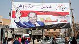 سیسی برای دومین بار رئیس جمهوری مصر شد