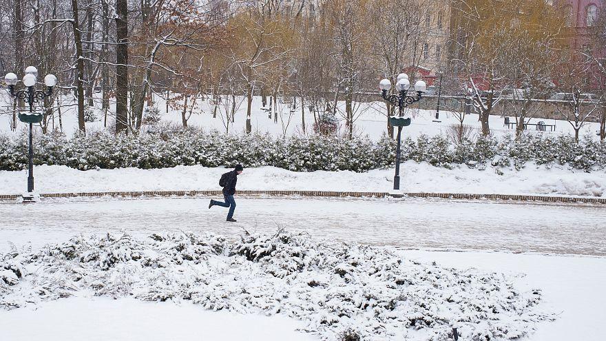 Ostern 2018 - von Schnee-Hasen und wirrem Wetter