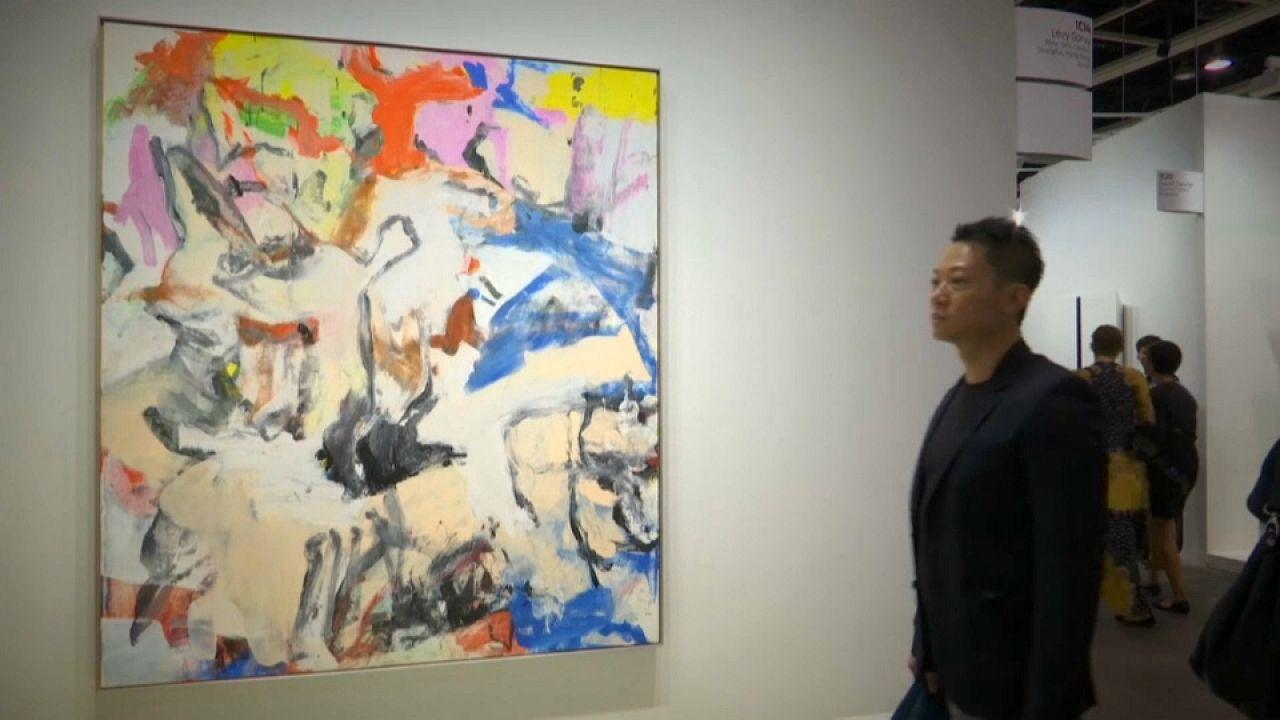 Abre sus puertas la feria de arte 'Art Basel Hong Kong'