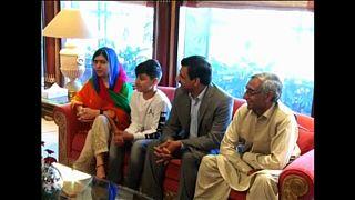 Malala vuelve a Pakistán seis años después