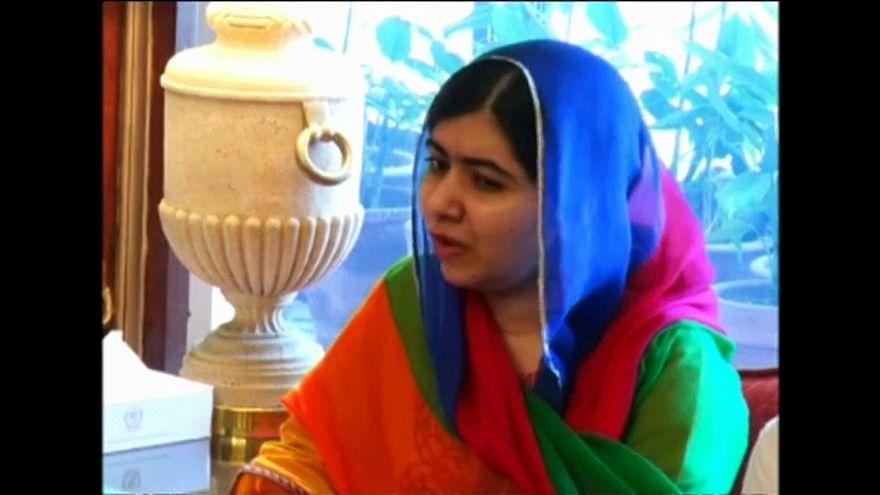 Malala Yousafzai mit 20 zurück in der Heimat