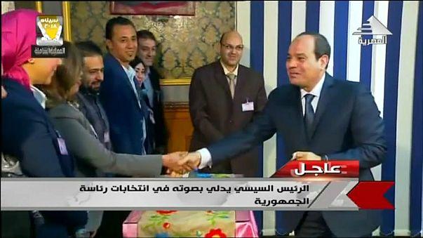 Al-Sisi bleibt Ägyptens Präsident