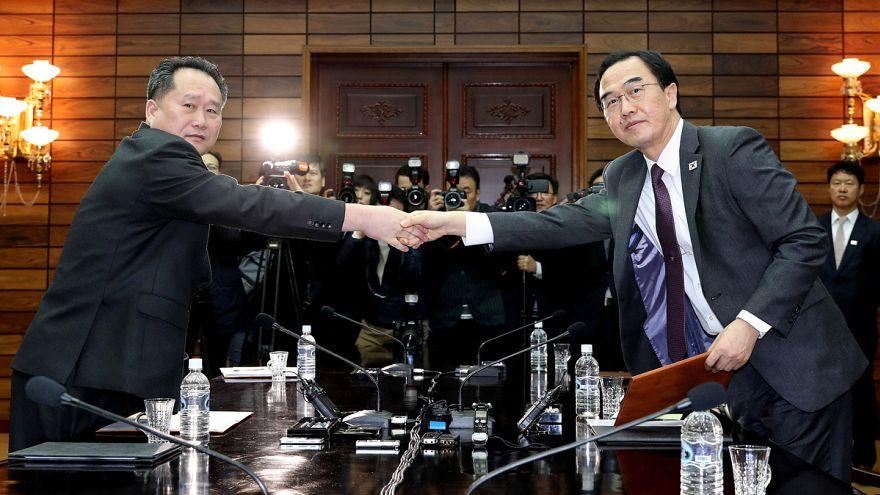 Korea-Korea csúcstalálkozó