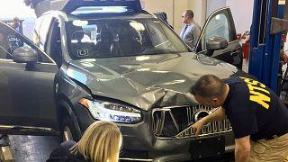 """Accident mortel : """"Affaire réglée"""" pour Uber"""
