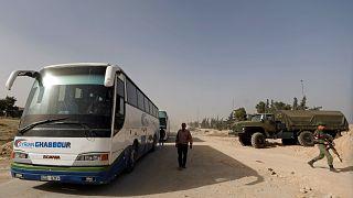 روسيا: المحادثات مستمرّة مع جيش الإسلام للخروج من الغوطة