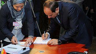 Abdul Fattah Al-Sisi vence eleições com mais de 90% dos votos