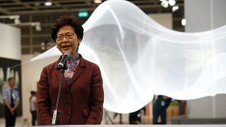 Sanat dünyası  Hong Kong'daki Art Basel Fuarı'nda buluştu