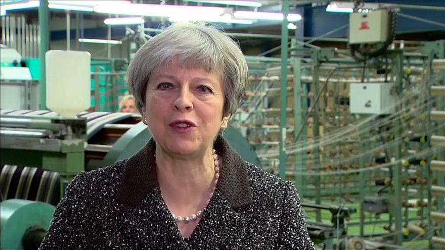Theresa May: AB dışında fırsatlar bizi bekliyor
