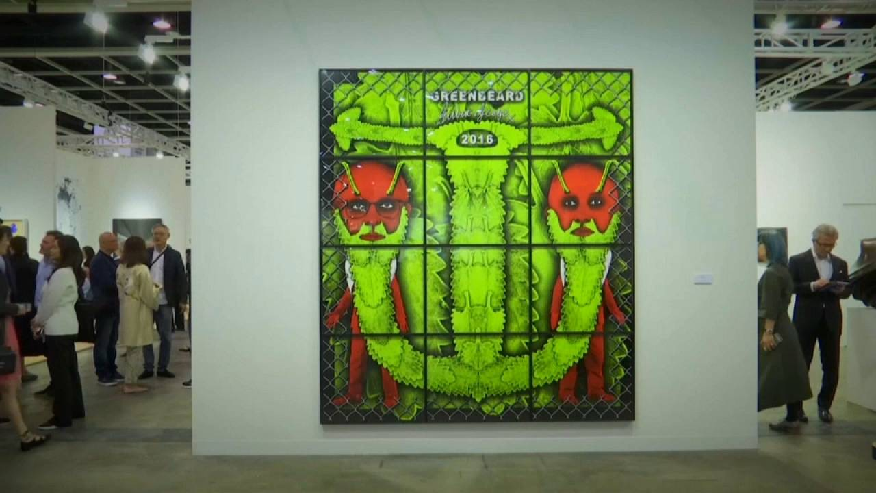 """Art Basel Hong Kong 2018"", al via la Fiera asiatica d'arte contemporanea"