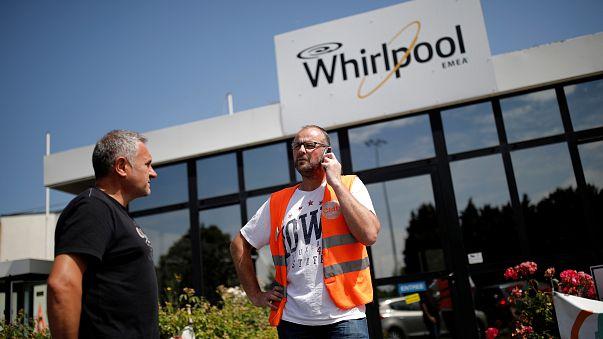 Prétexte usine Whirlpool Amiens