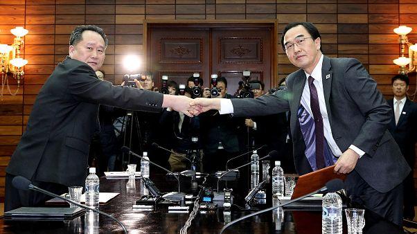 Korea: Gipfeltreffen soll Ende April stattfinden