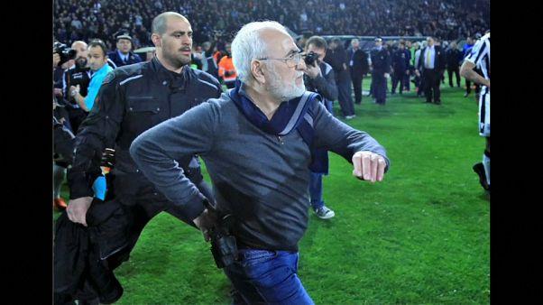 La Fifa potrebbe escludere la Grecia dalle competizioni internazionali