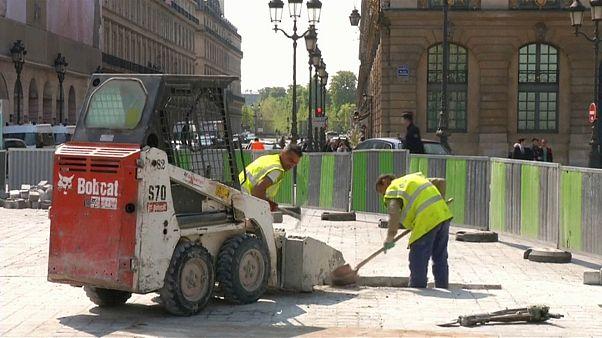 Trabalhadores europeus beneficiam muito pouco da recuperação económica