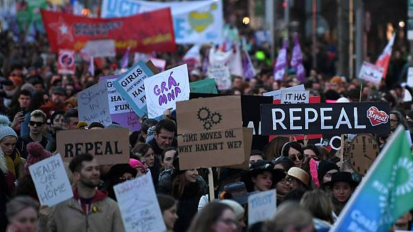 #HomeToVote: Irish expats snap up flights as abortion referendum date is set