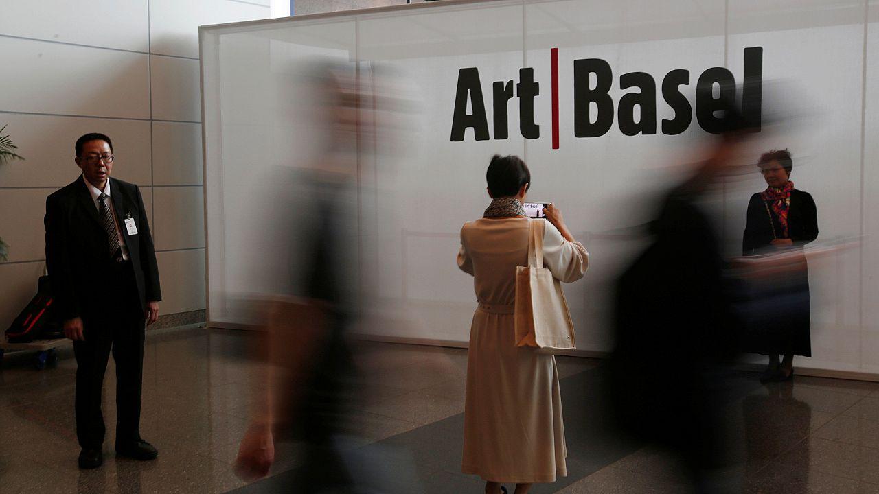 Art Basel Hong Kong opens its doors