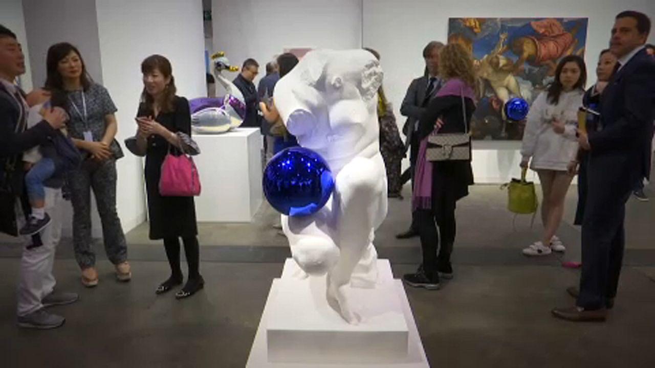 Kína vezető szerepe a művészeti piacon