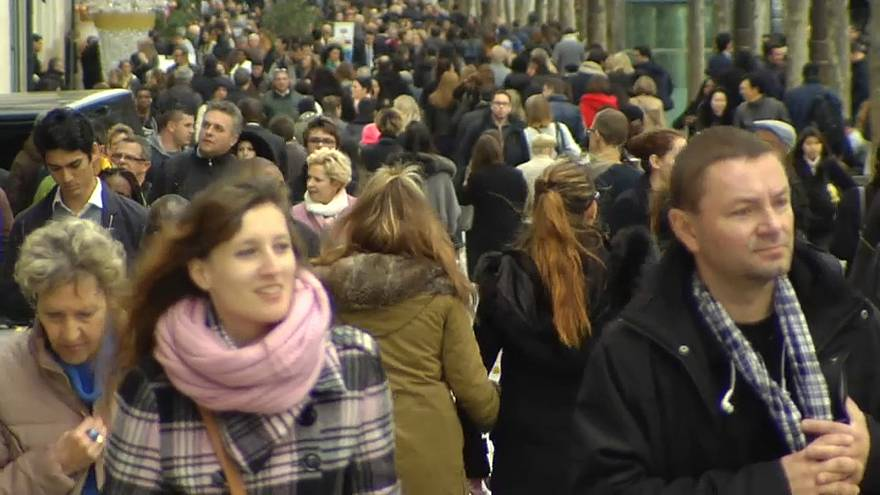 Parisians far from happy with prospect of Brexit
