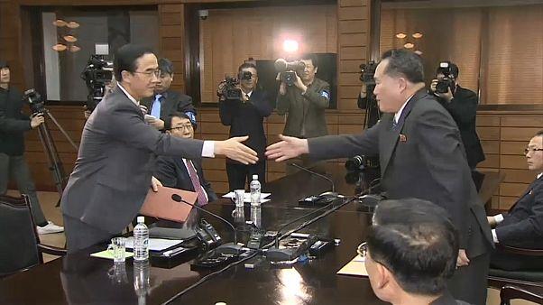 Kuzey ve Güney Kore liderleri buluşacak
