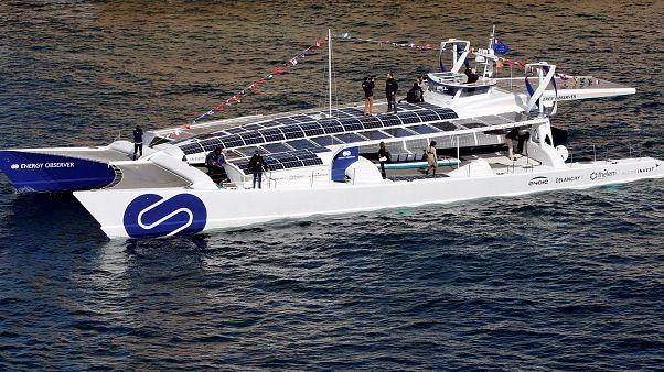 Le solaire à la conquête des mers
