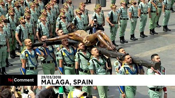 L'Andalousie à l'heure de la Semaine sainte