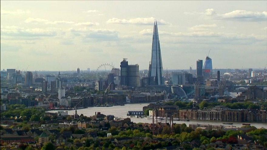 La economía británica reduce su ritmo de crecimiento