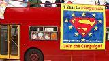 Des super-héros contre le Brexit