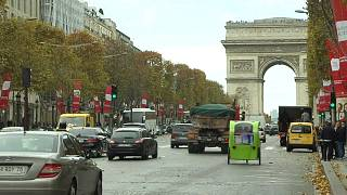 O Brexit nas ruas de Paris