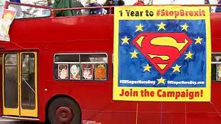 Supereroi contro la Brexit