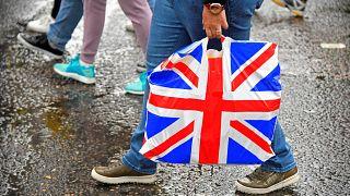 Londres em contagem decrescente para o Brexit