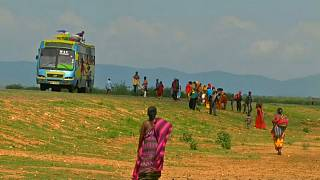 فرار بیش از هشت هزار تبعه اتیوپی به کنیا