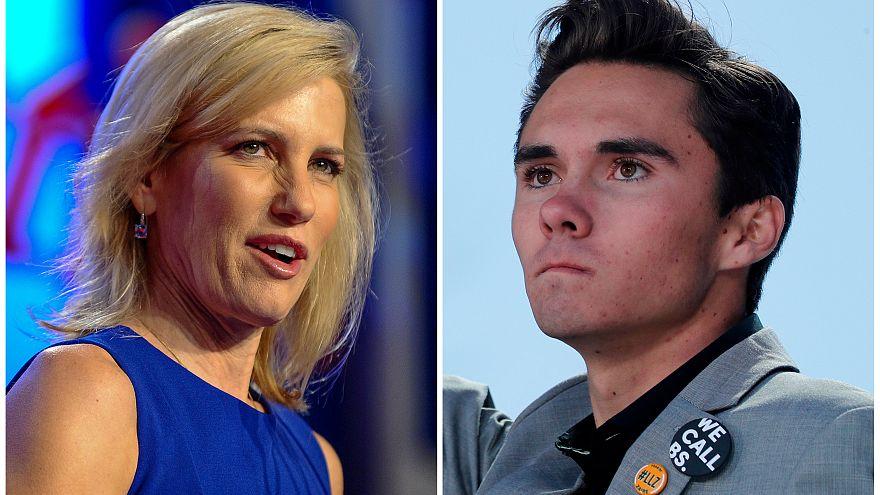 Parkland-Schüler (17) wehrt sich gegen FoxNews-Moderatorin