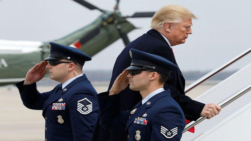 ترامب يقول إن الولايات المتحدة ستنسحب قريبا من سوريا
