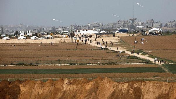 Λωρίδα της Γάζας: «H μεγάλη επιστροφή του Μαρτίου»