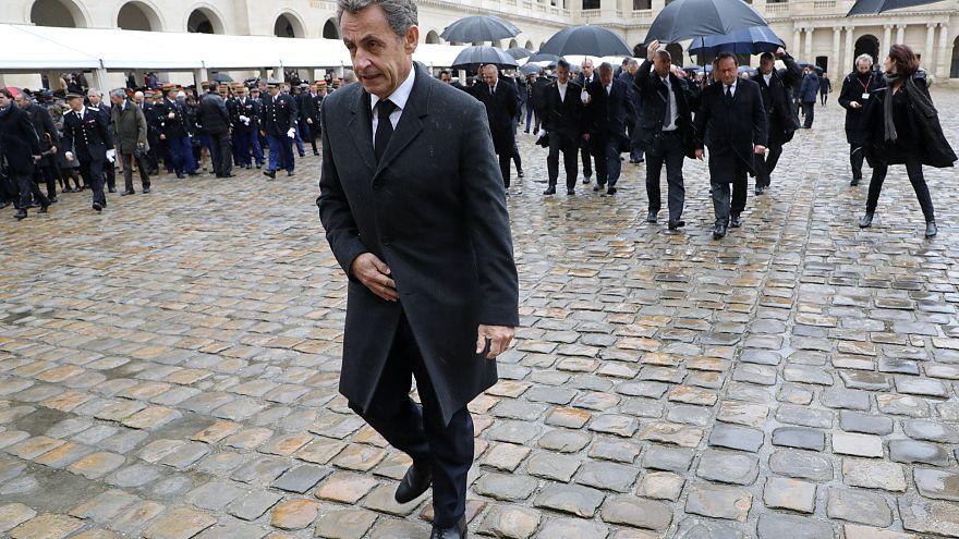 Sarkozy recorre de acusações de tráfico de influências e corrupção