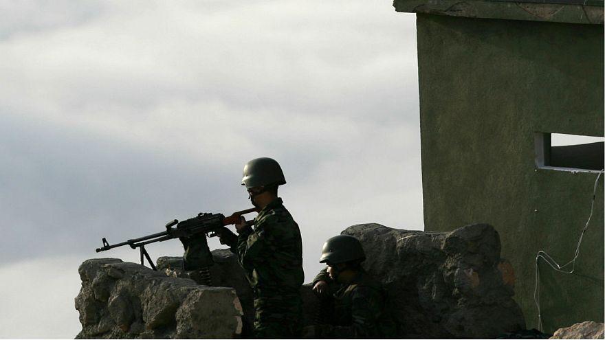Turkish soldiers 'killed in PKK attack' – Turkish security sources