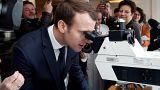 """Macron annuncia: """"Sostegno francese ai curdi in Siria"""""""