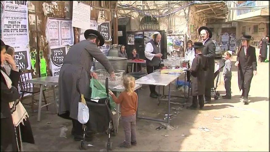 Juden feiern Pessach-Fest