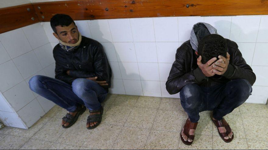 """Baljóslatúan kezdődik a """"Visszatérés menete"""" Gázában"""